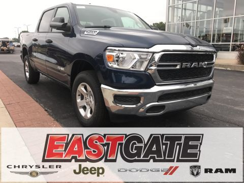 New RAM All-New  1500 Tradesman