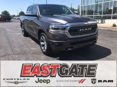 New RAM All-New  1500 Limited