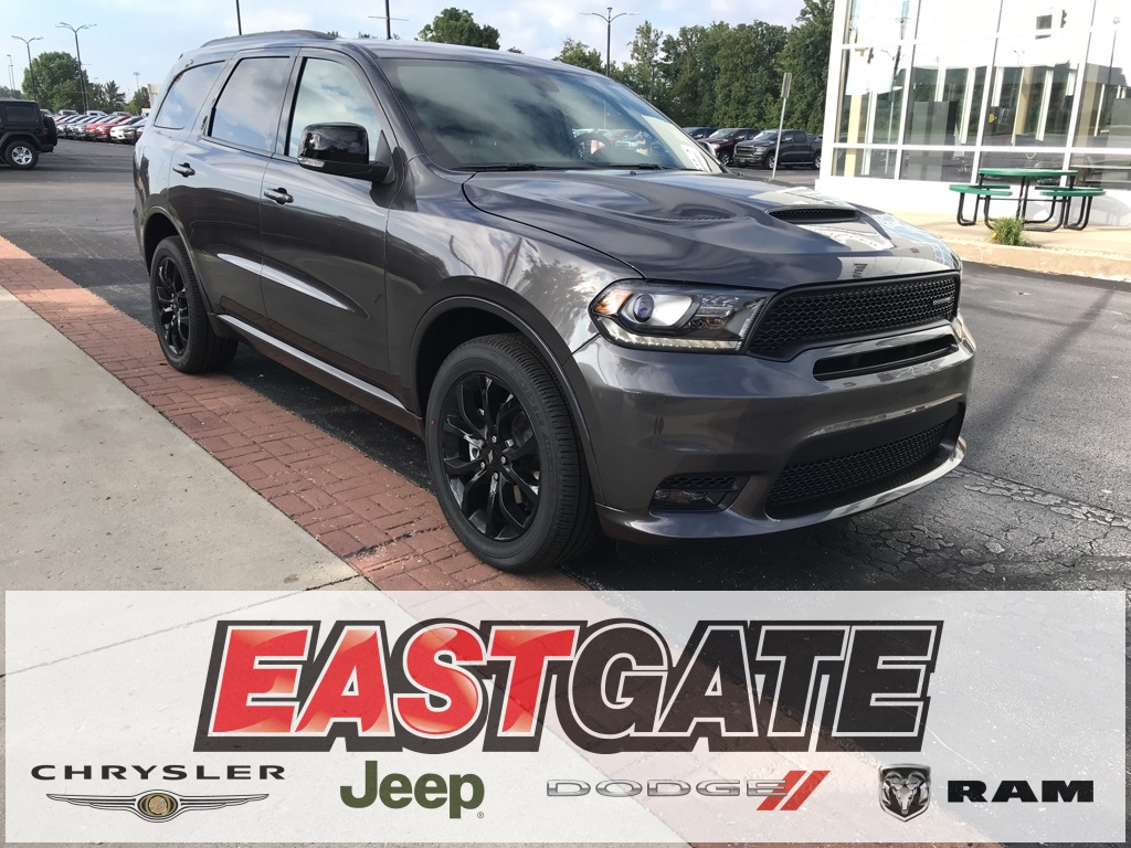 Jeep Dealership Indianapolis >> New 2019 DODGE Durango GT Sport Utility in Indianapolis # ...