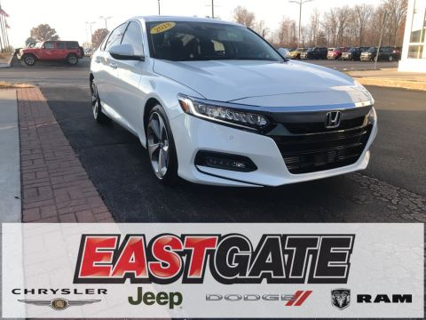 Pre-Owned 2018 Honda Accord Touring