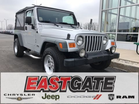 Pre-Owned 2006 Jeep Wrangler Unlimited